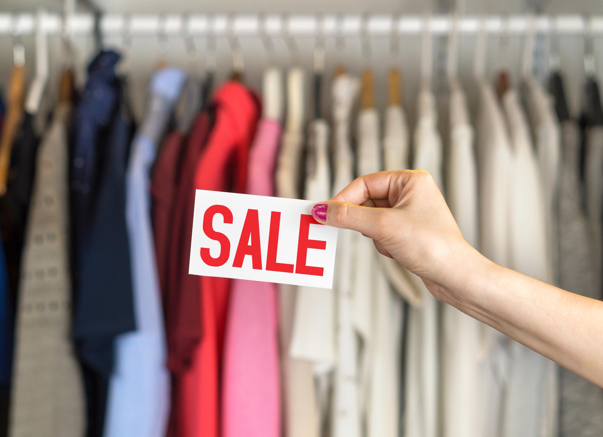 köpa begagnade kläder
